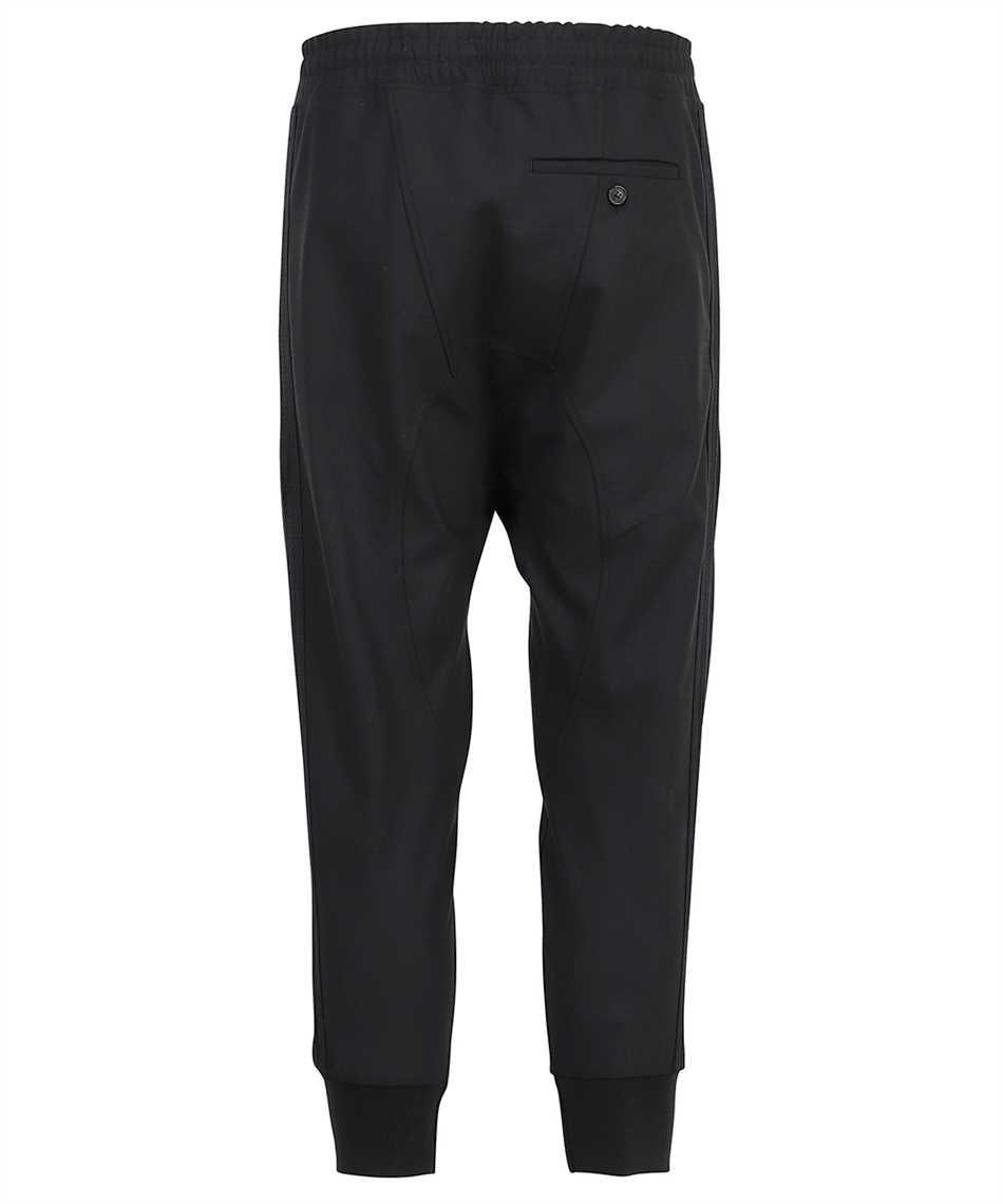 Neil Barrett BPA83XAH R000 SLOUCH LOW RISE SIDE TAPE Trousers 2