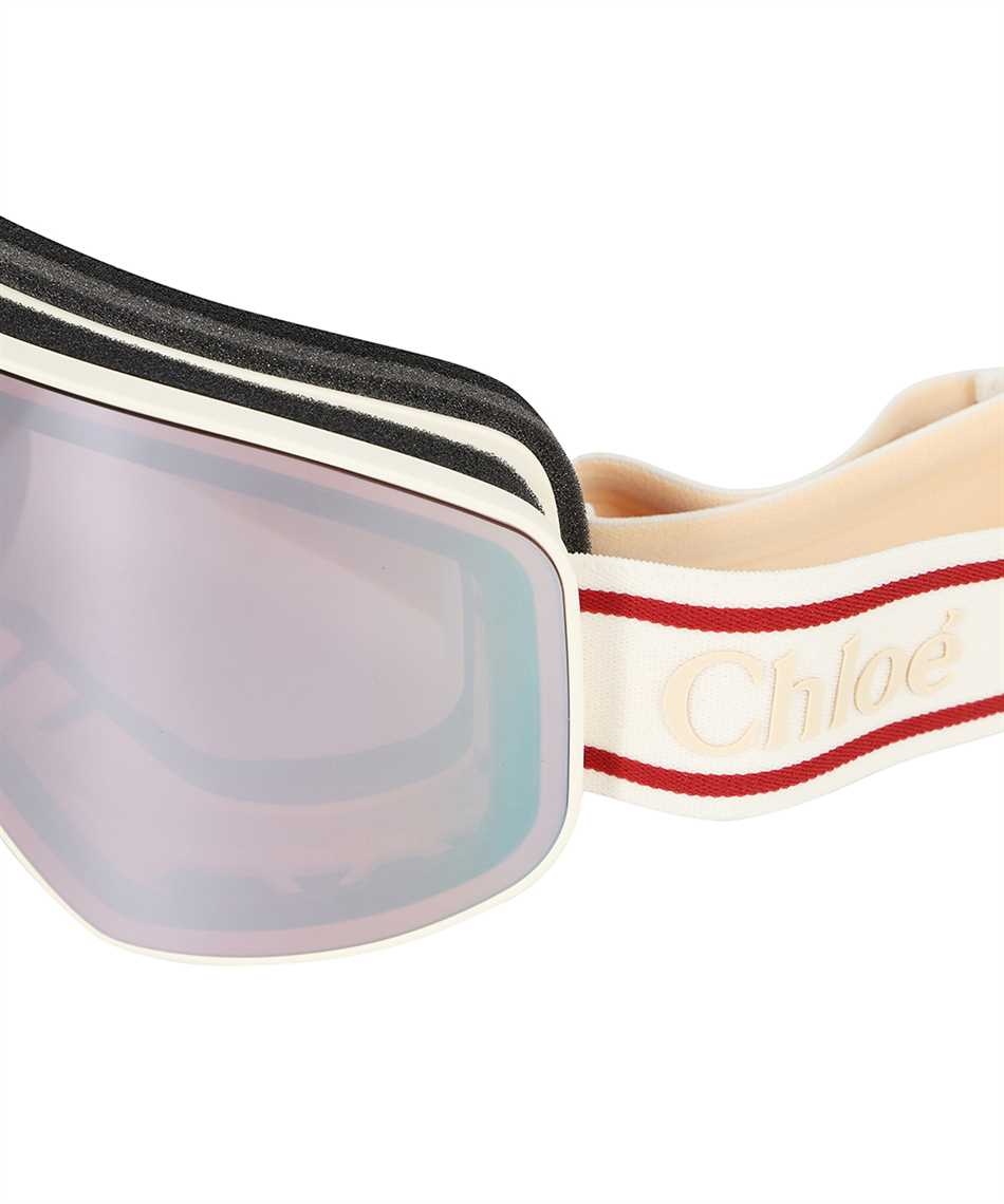 Chloé CH0072S-001 INJECTION Ski goggles 3