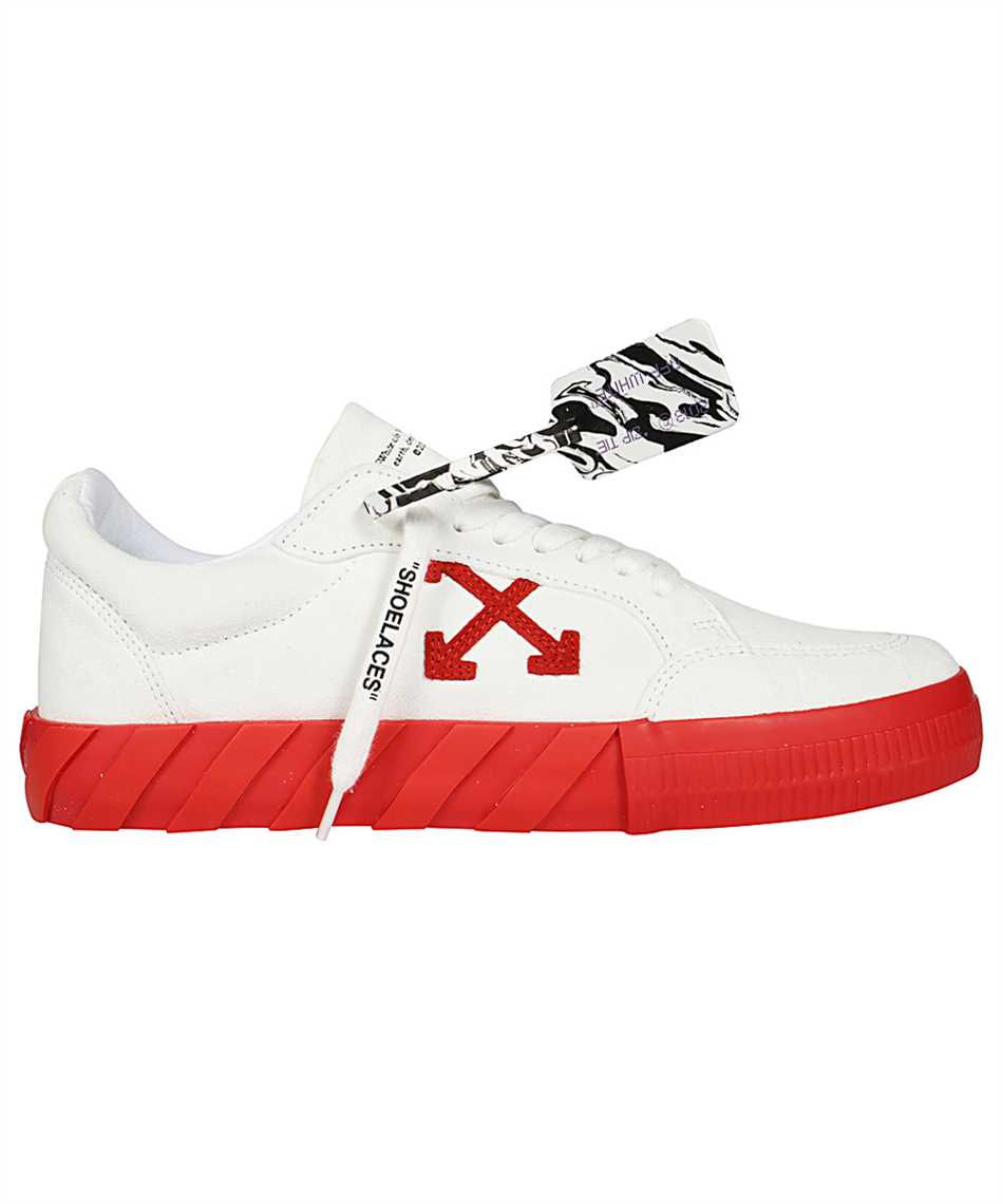 Off-White OMIA085F20LEA005 LOW VULCANIZED Sneakers 1