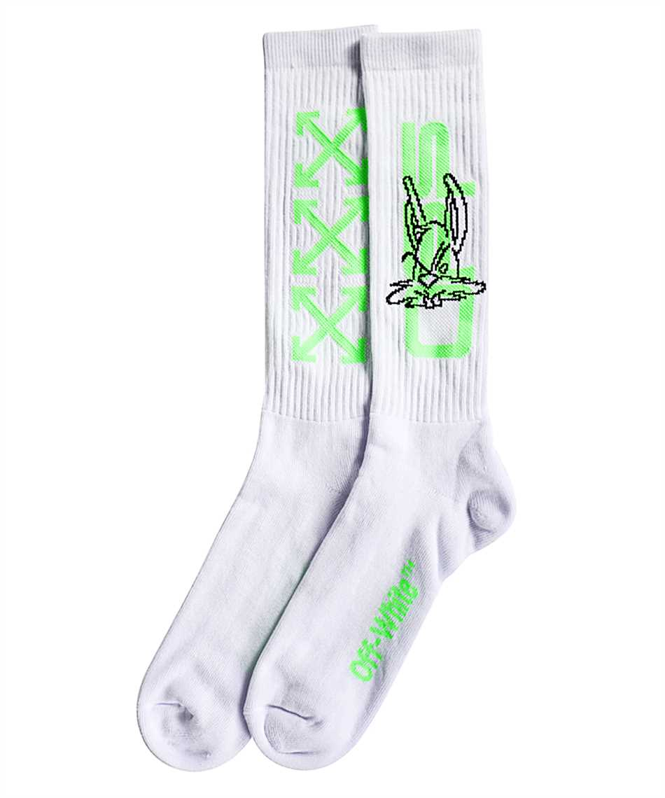 Off-White OMRA001R20120008 HARRY THE BUNNY Socks 1