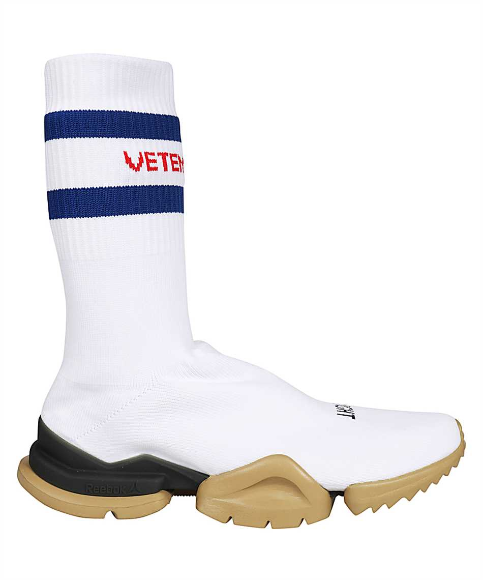 Vetements UE51SN500W CLASSIC LOGO SOCK RUNNERS Sneakers 1
