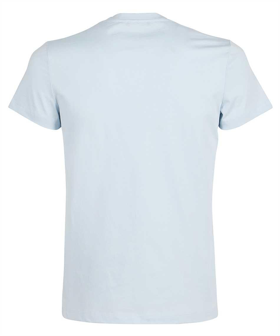 Balmain WH1EF006B129 PRINTED COLLAR T-shirt 2