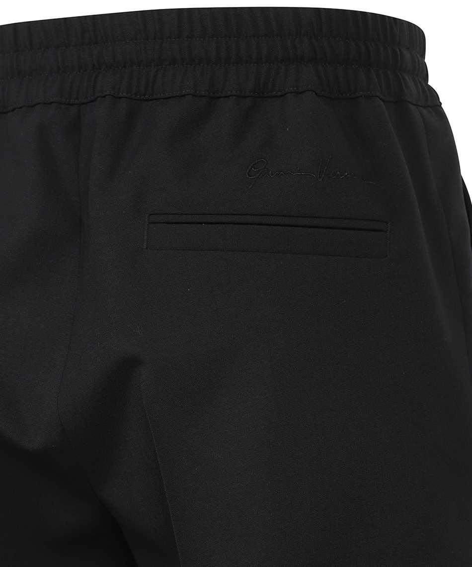 Versace 1001015 1A00899 WOOL INFORMAL Trousers 3