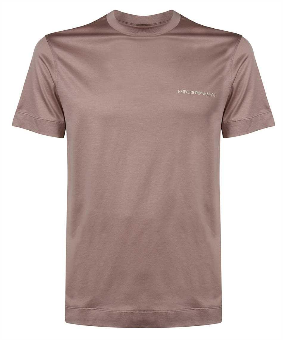 Emporio Armani 3K1TF3 1JUVZ FRONT LOGO T-shirt 1
