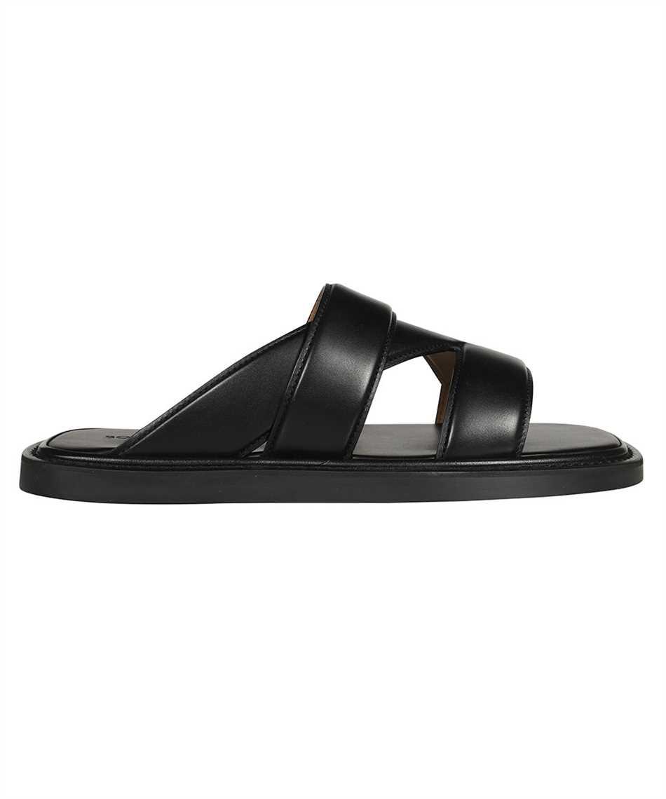 Bottega Veneta 651420 VBSL0 BAND Sandals 1