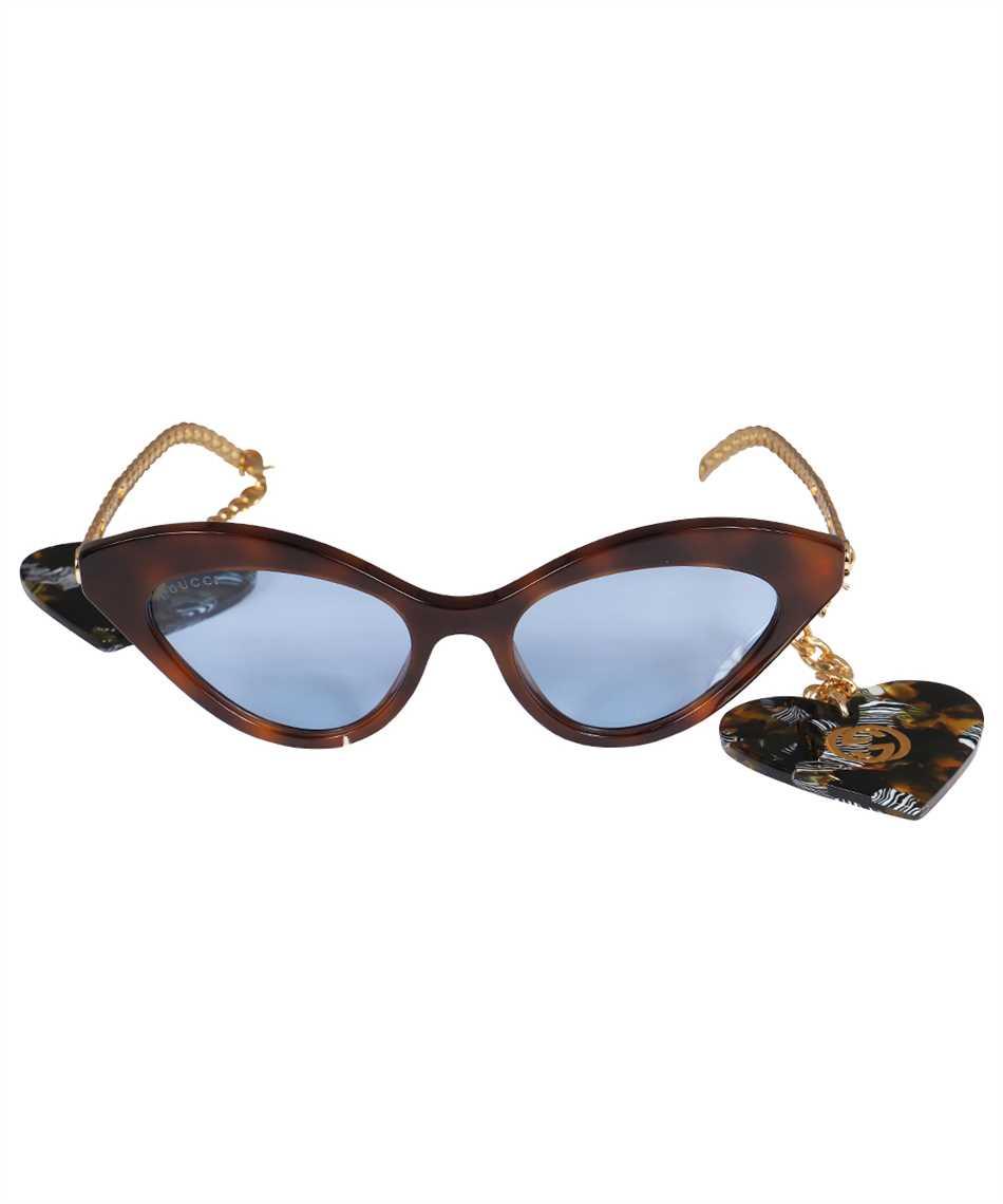 Gucci 663770 J0740 LOGO Occhiali da sole 1