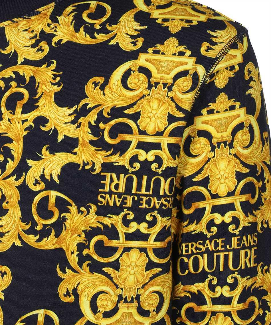 Versace Jeans Couture B7GWA7F2 S0156 LOGO BAROQUE Sweatshirt 3