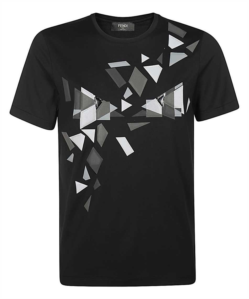 Fendi FAF532 AAY5 T-shirt 1