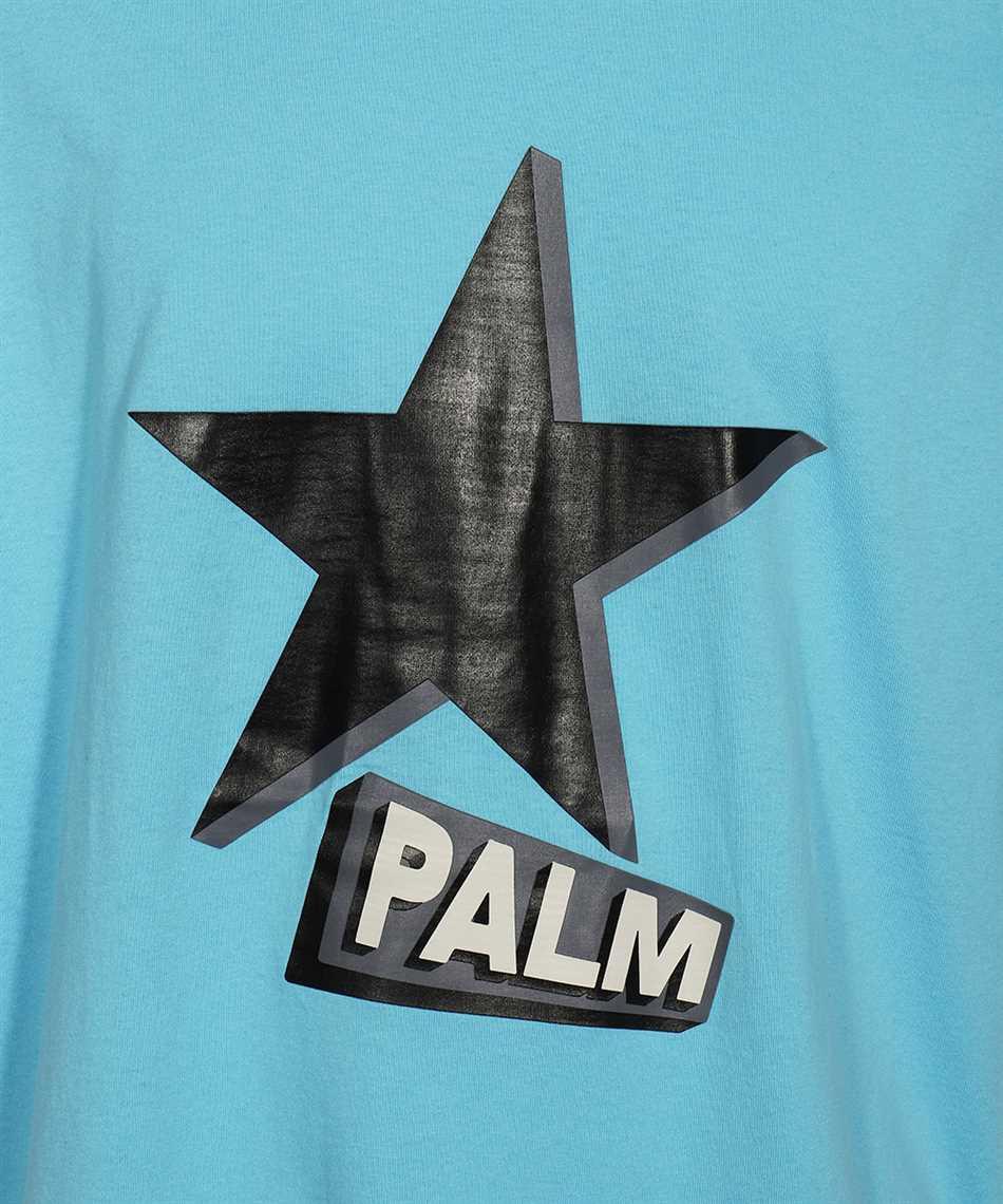 Palm Angels PMAA041F21JER001 ROCKSTAR LOOSE T-Shirt 3