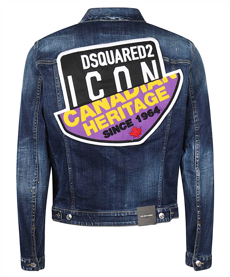 Dsquared2 S79AM0014 S30342 Giacca 2