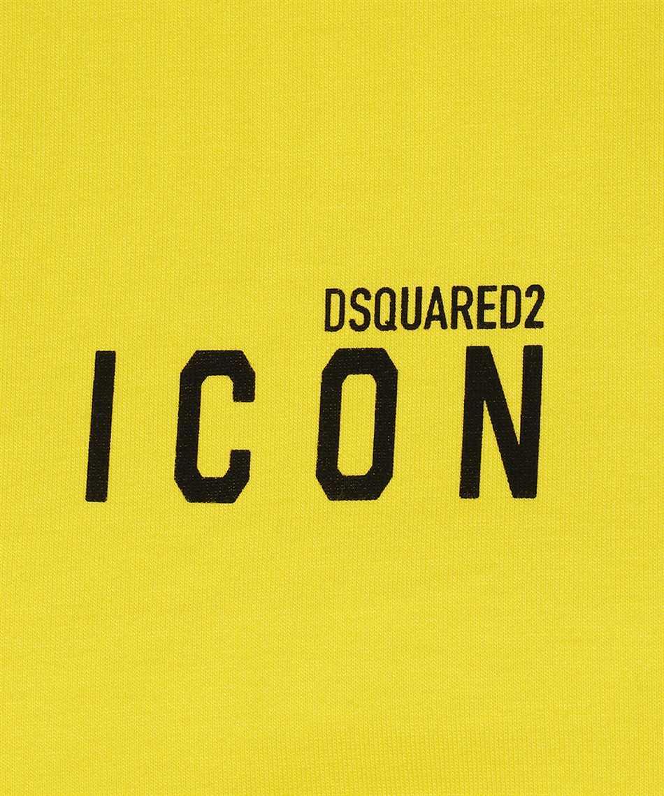 Dsquared2 S80GC0009 S23009 ICON MINI LOGO T-shirt 3