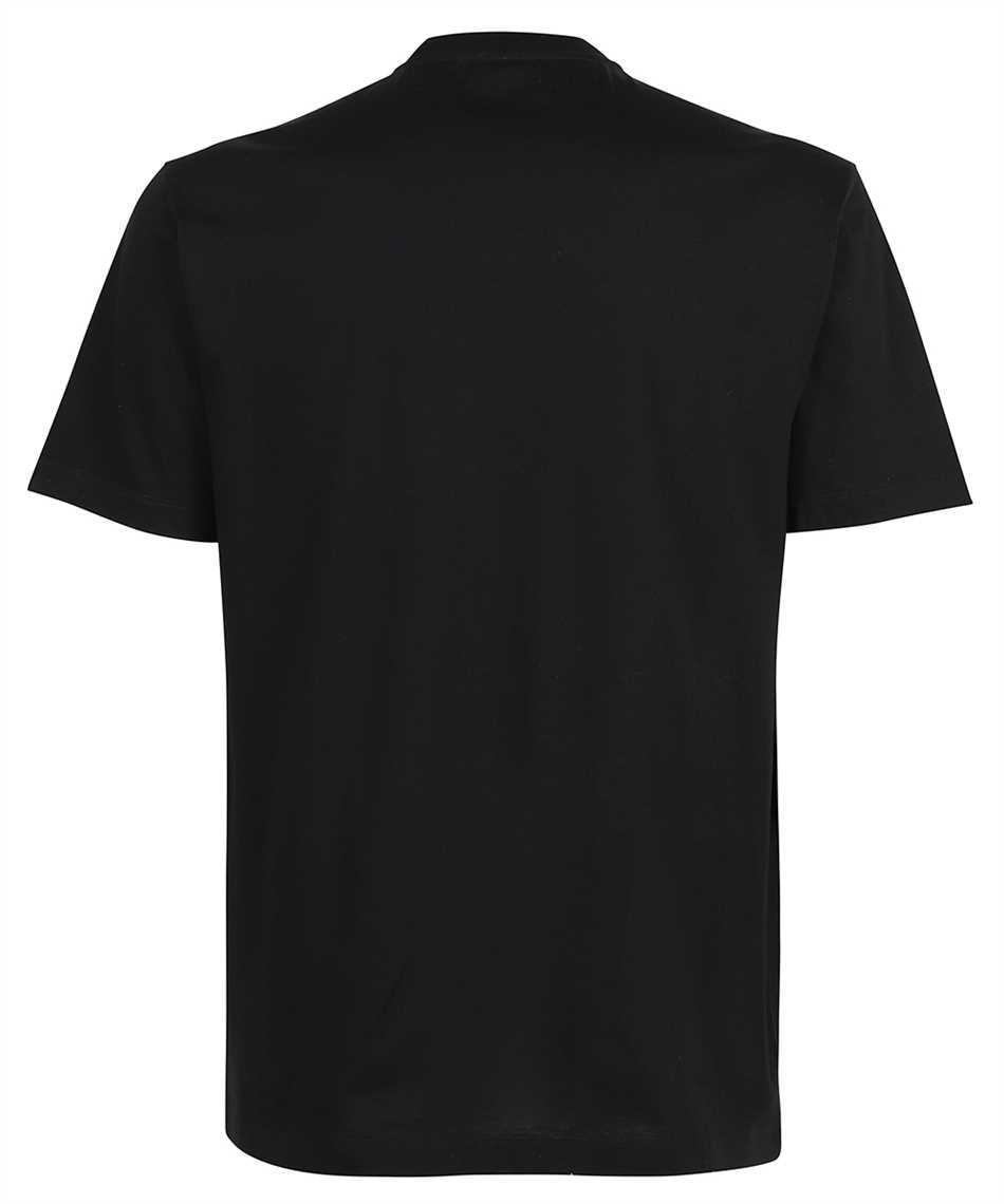 Versace 1001289 1A00925 PATCH VERSACE GRECA T-shirt 2
