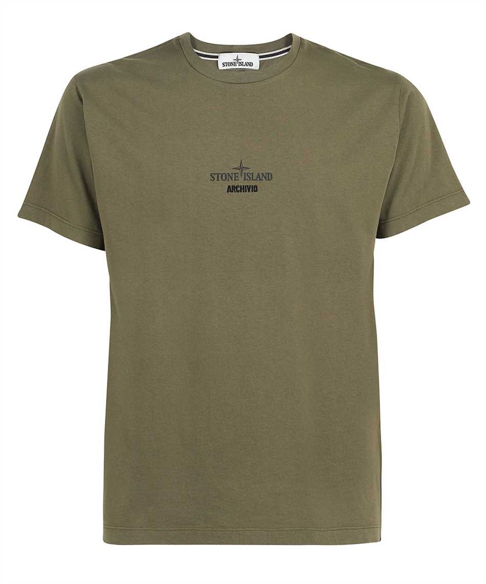 Stone Island 2NS91 ARCHIVIO PROJECT_PRESIDENT'S T-shirt 1