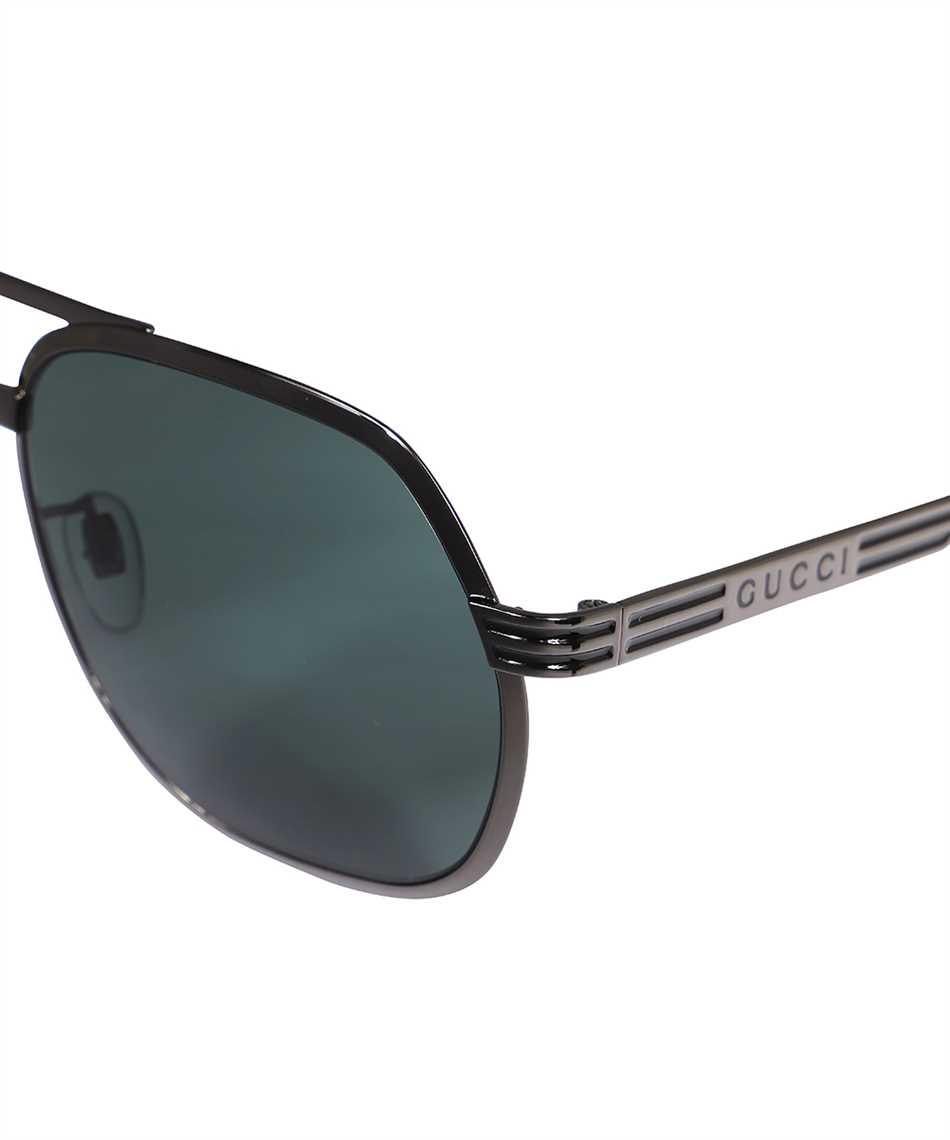 Gucci 663773 I3330 NAVIGATOR FRAME Sonnenbrille 3