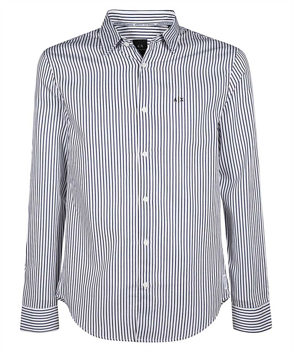 Armani Exchange 6HZC33 ZNPPZ STRIPED Shirt 1