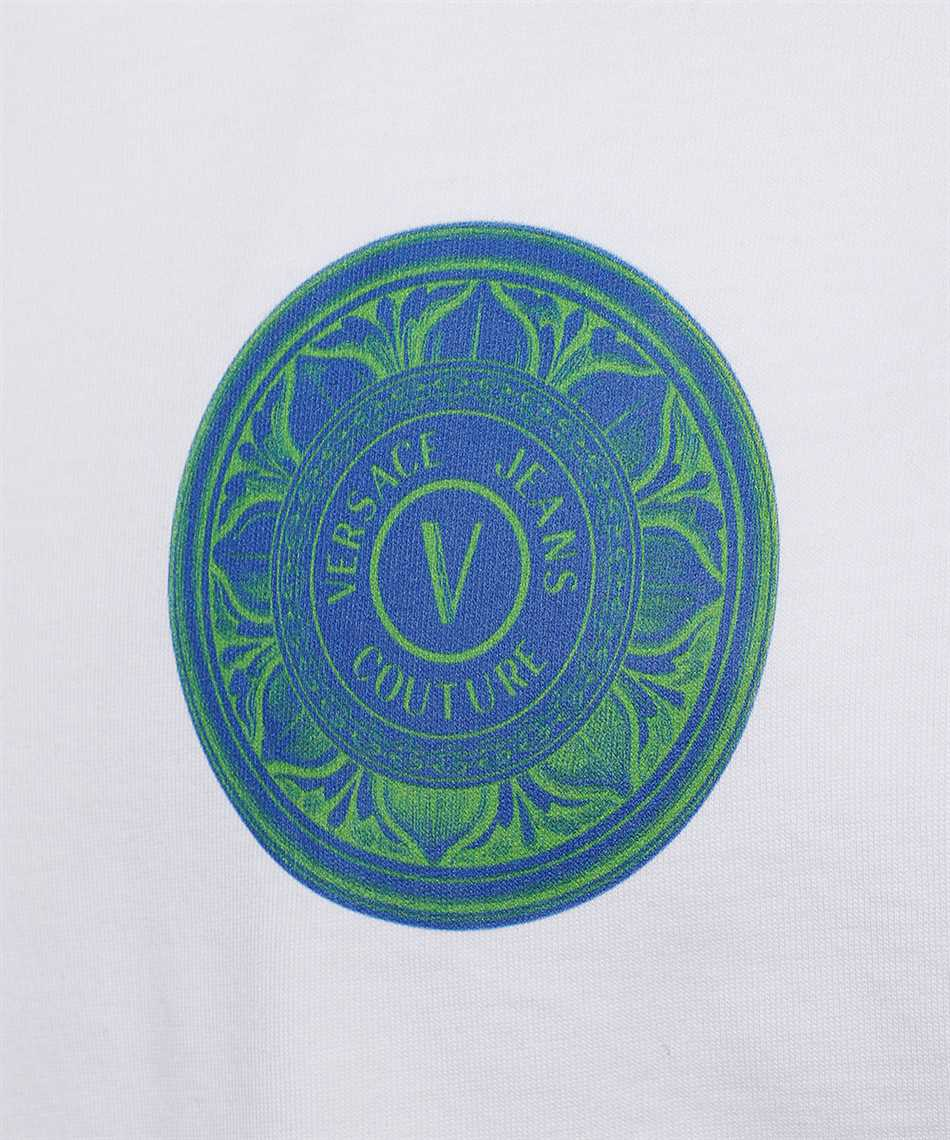 Versace Jeans Couture 71GAHP04 CJ00P T-Shirt 3