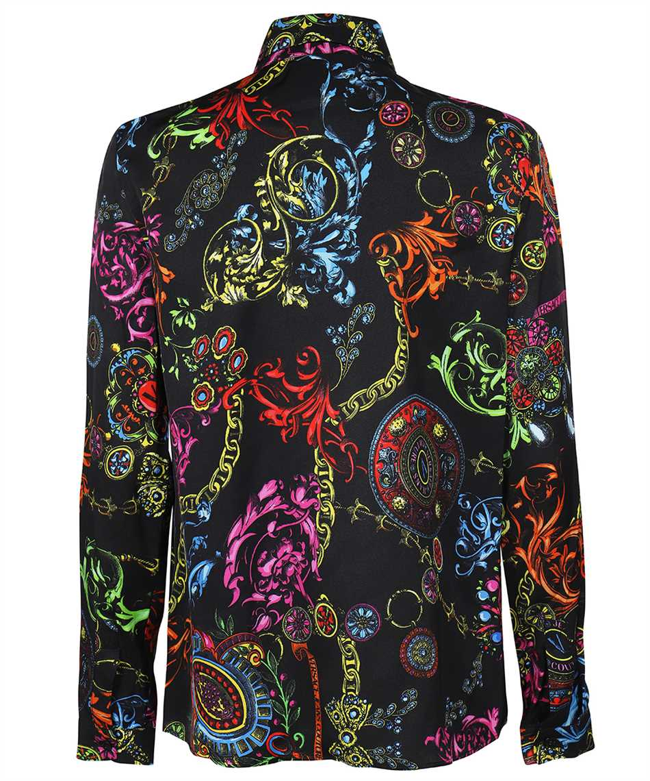 Versace Jeans Couture 71HAL201 NS007 BAROQUE PRINT Camicia 2