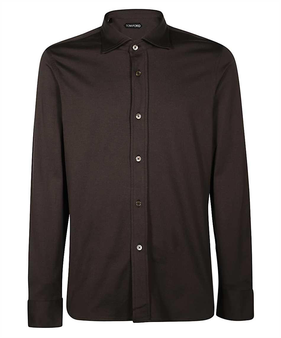 Tom Ford BU263-TFJ977 JERSEY Shirt 1