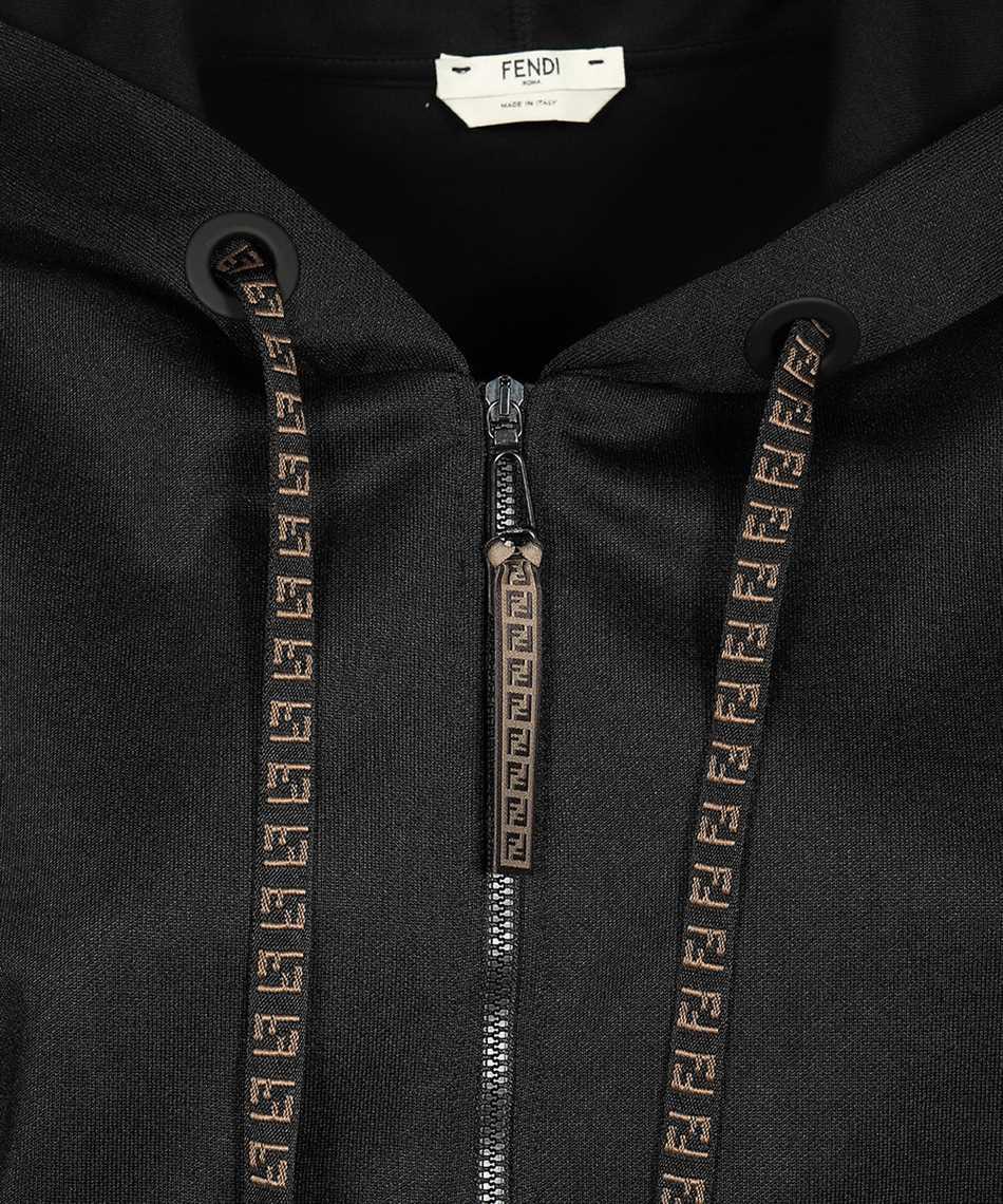 Fendi FAF128 AB4D FENDIRAMA Sweatshirt 3
