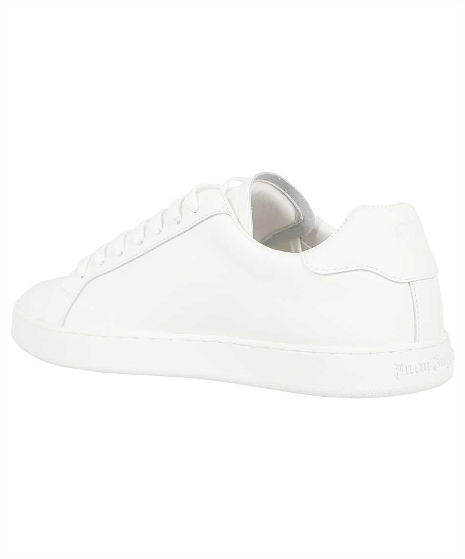 Palm Angels PMIA058F21LEA001 NEW TEDDY BEAR TENNIS Sneakers 3