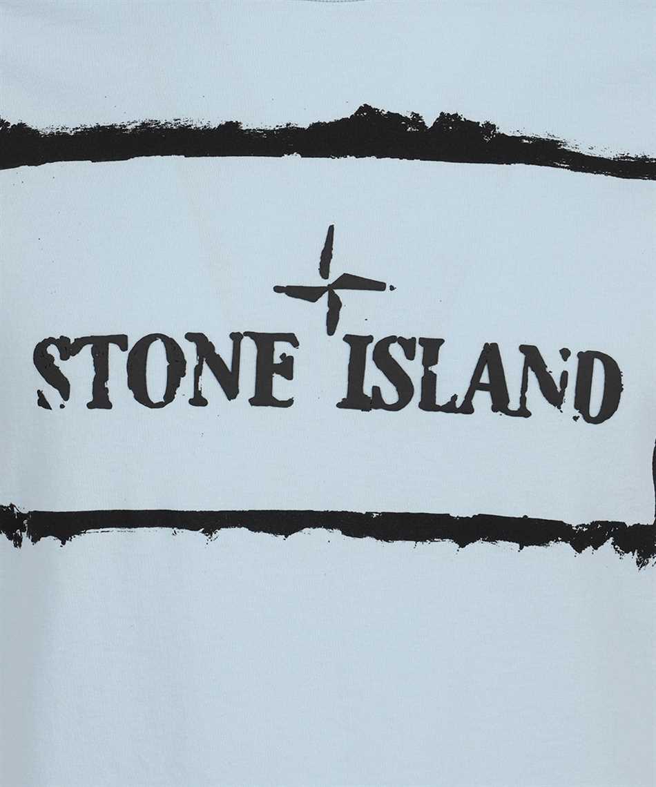 Stone Island 2NS80 STENCIL ONE T-shirt 3