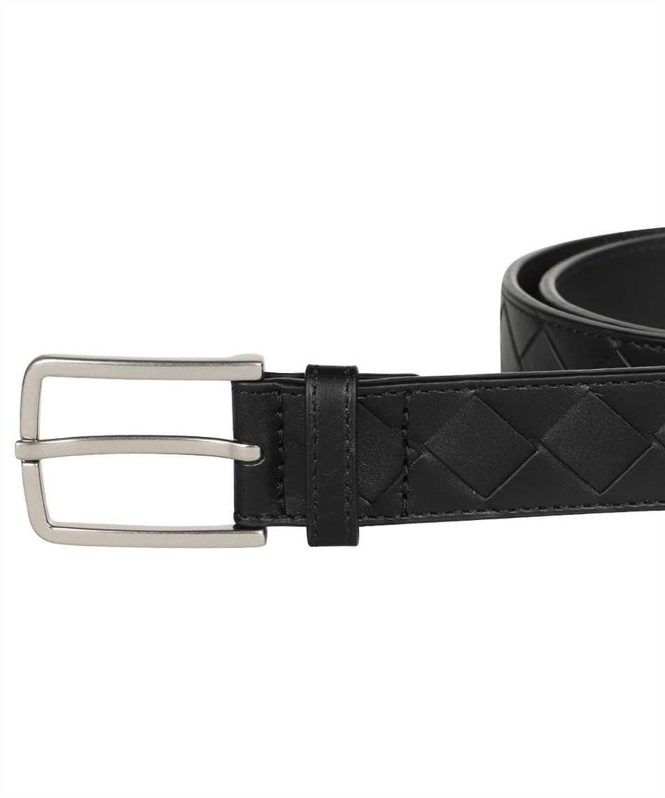 Bottega Veneta 609181 VCPQ3 INTRECCIATO LEATHER Cintura 3