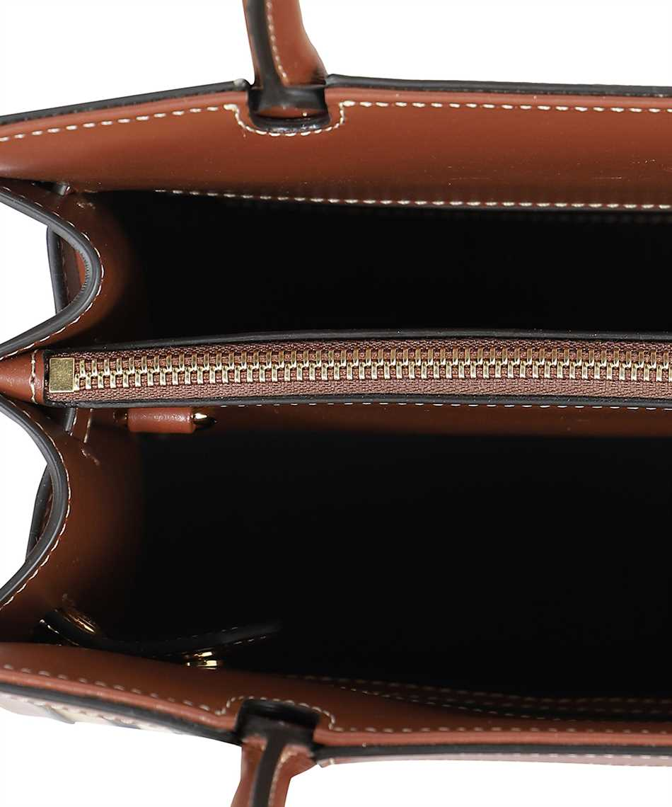 Burberry 8025267 MINI VINTAGE CHECK TWO-HANDLE TITLE Borsa 3