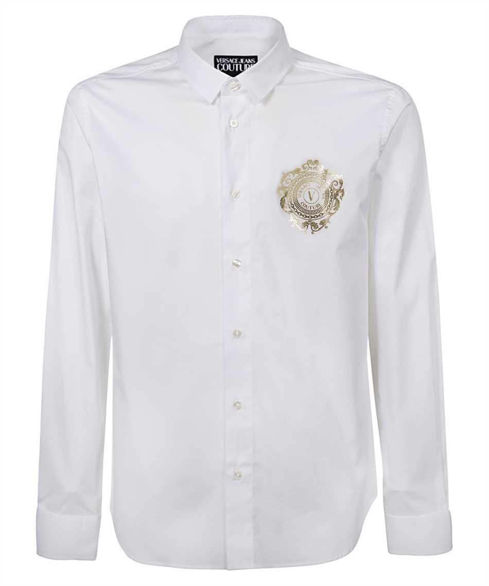 Versace Jeans Couture B1GWA6S5 30421 SLIM LOGO CIRCLE Camicia 1