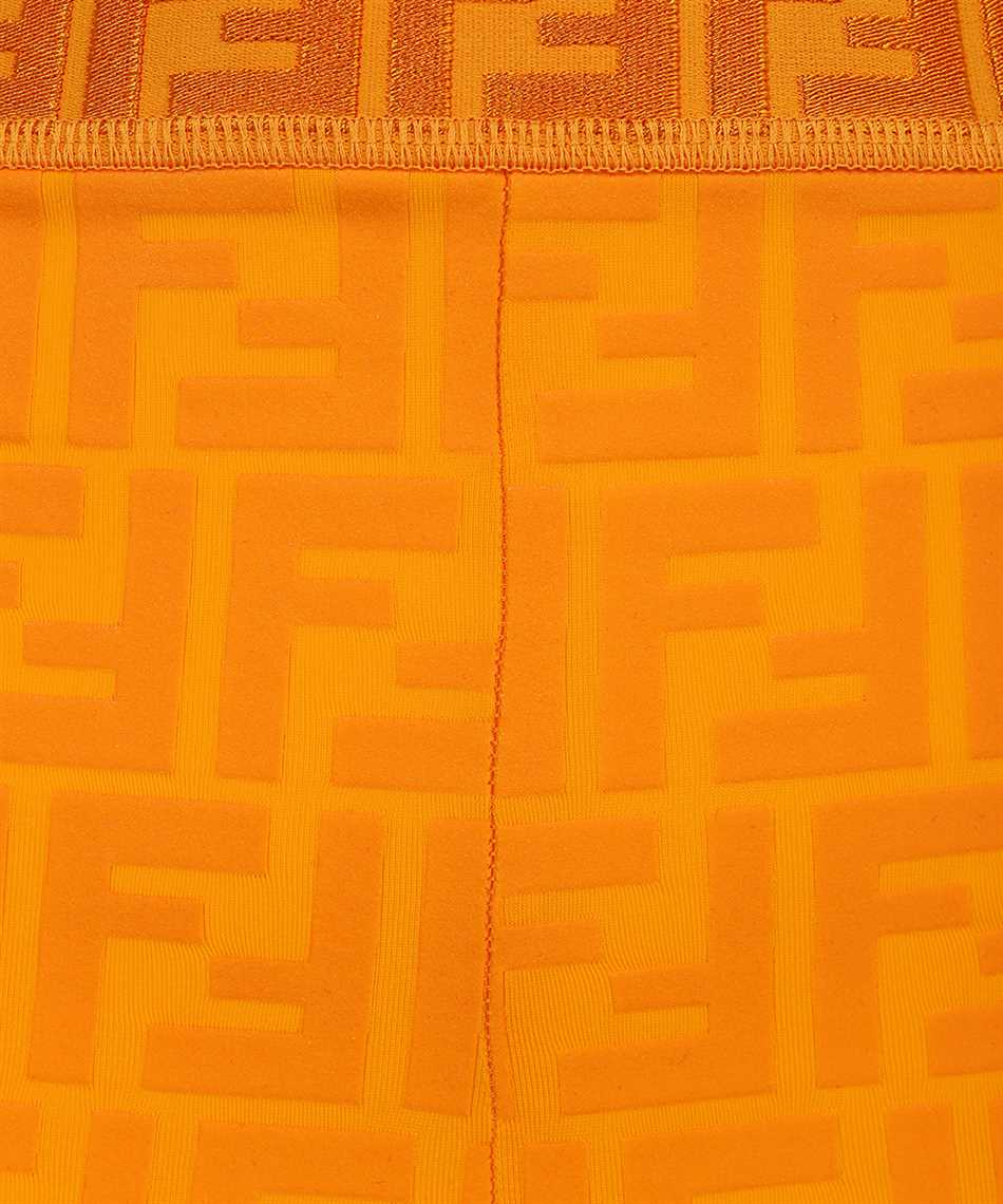 Fendi FAB174 AES4 FENDIRAMA FIT Pantalone 3