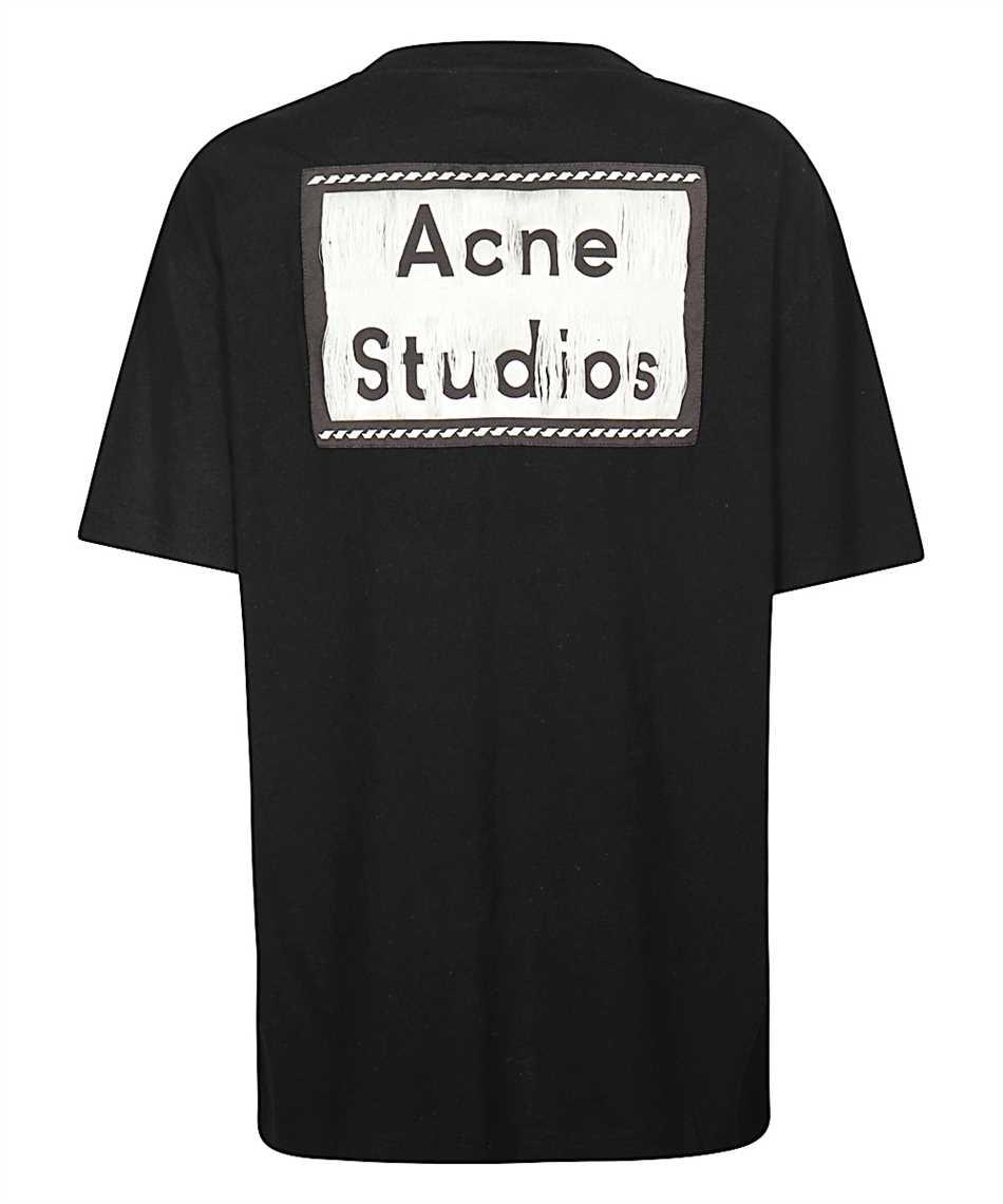 Acne FN-WN-TSHI000197 REVERSE LABEL T-Shirt 2