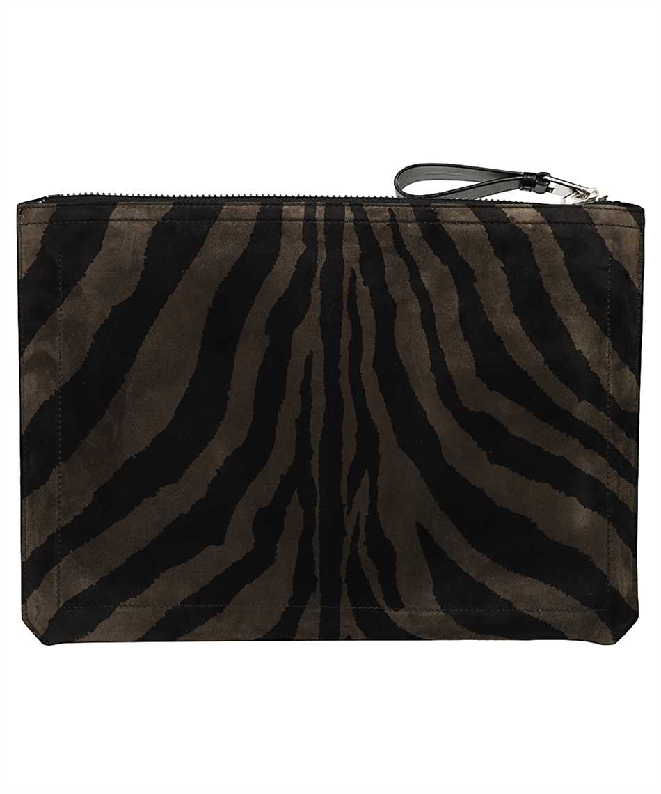 Tom Ford H0271P-LCL078 ZEBRA SUEDE Bag 2