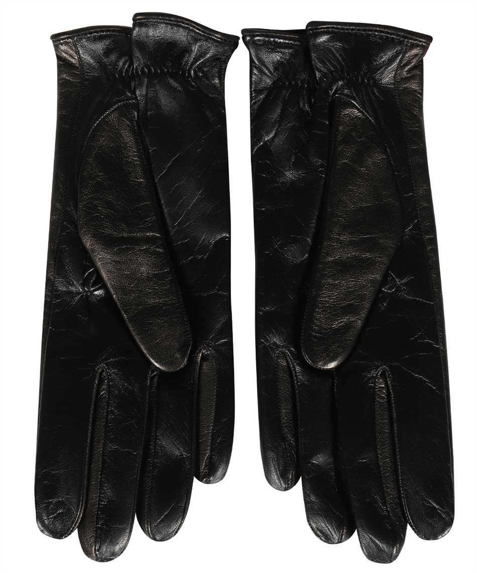 Emporio Armani 634265 1A201 LEATHER Gloves 2