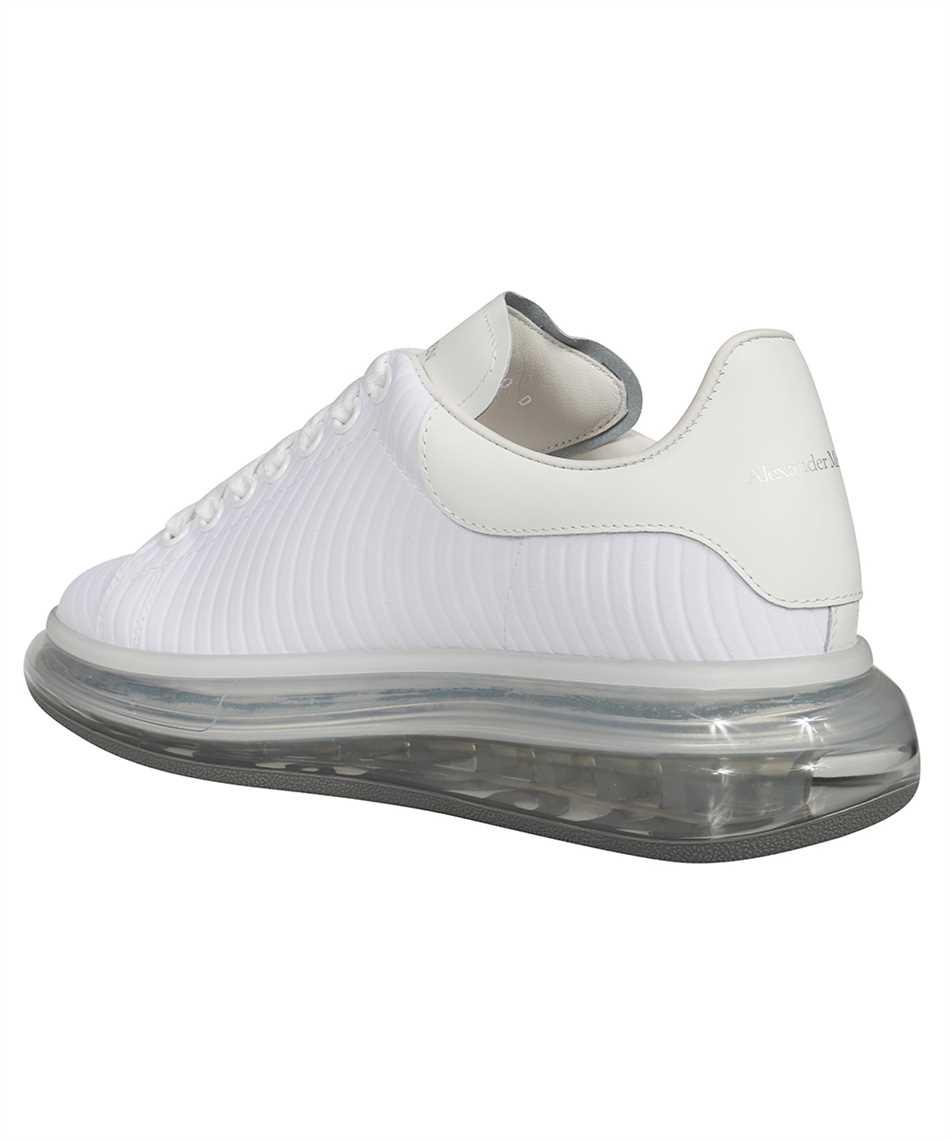 Alexander McQueen 634610 W4LA1 NAVY NEOPRENE Sneakers 3