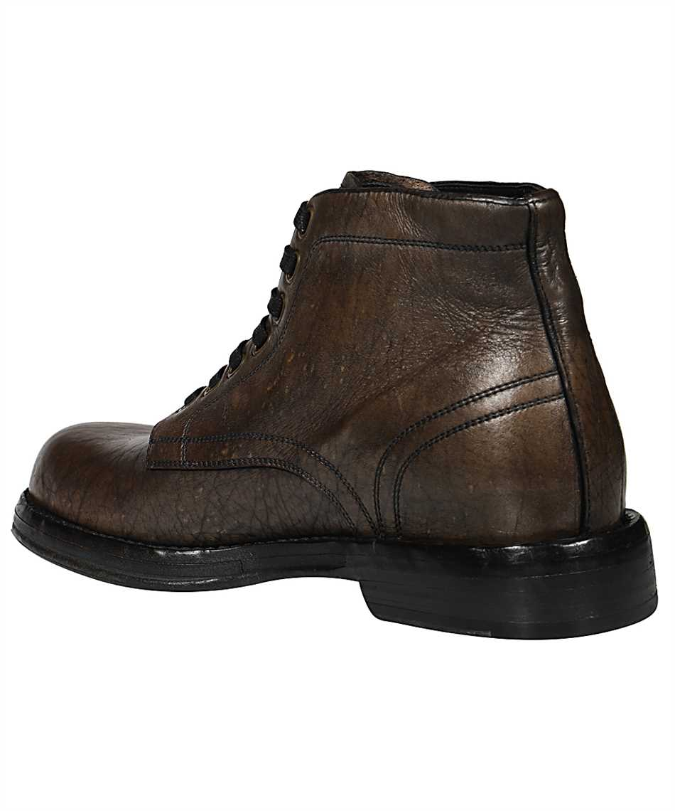 Dolce & Gabbana A60306 AW352 HORSEHIDE ANKLE Stiefel 3