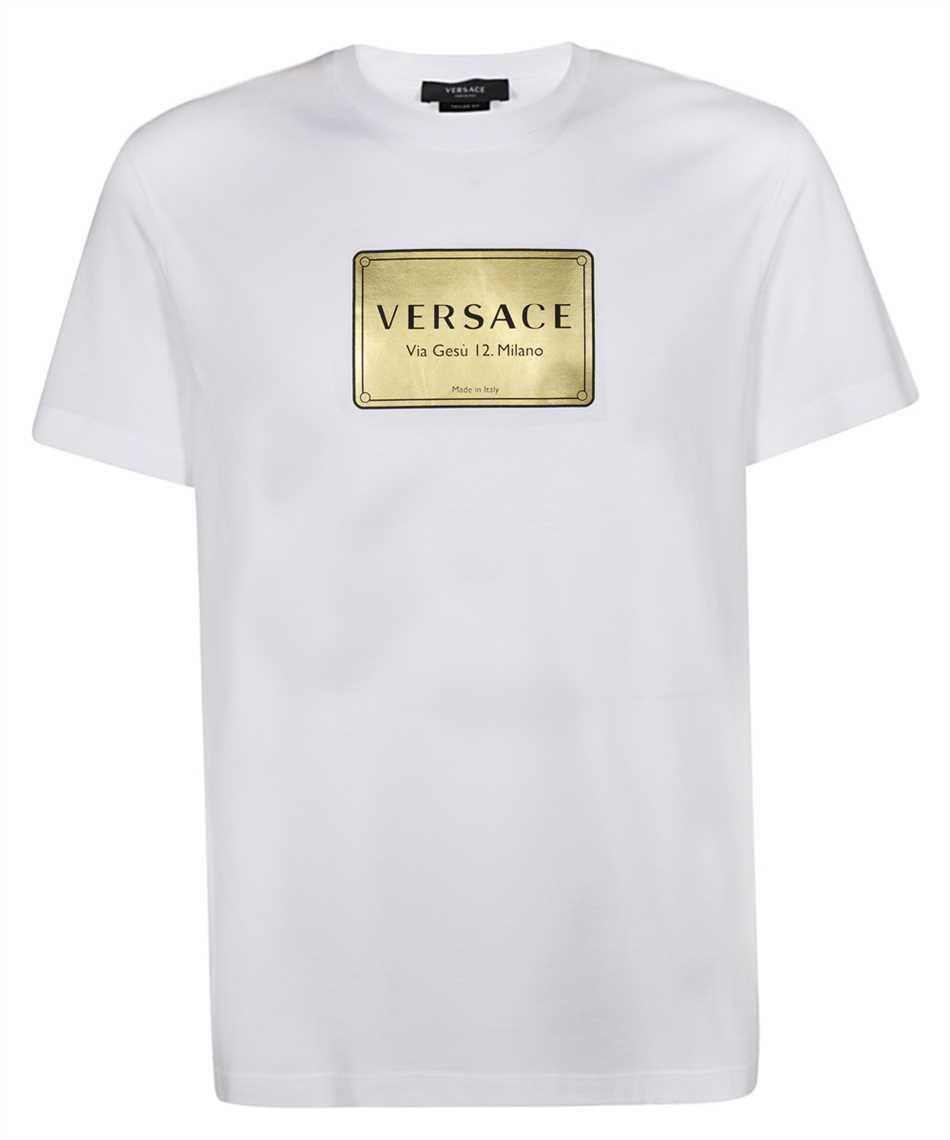 Versace A87387 A228806 T-shirt 1