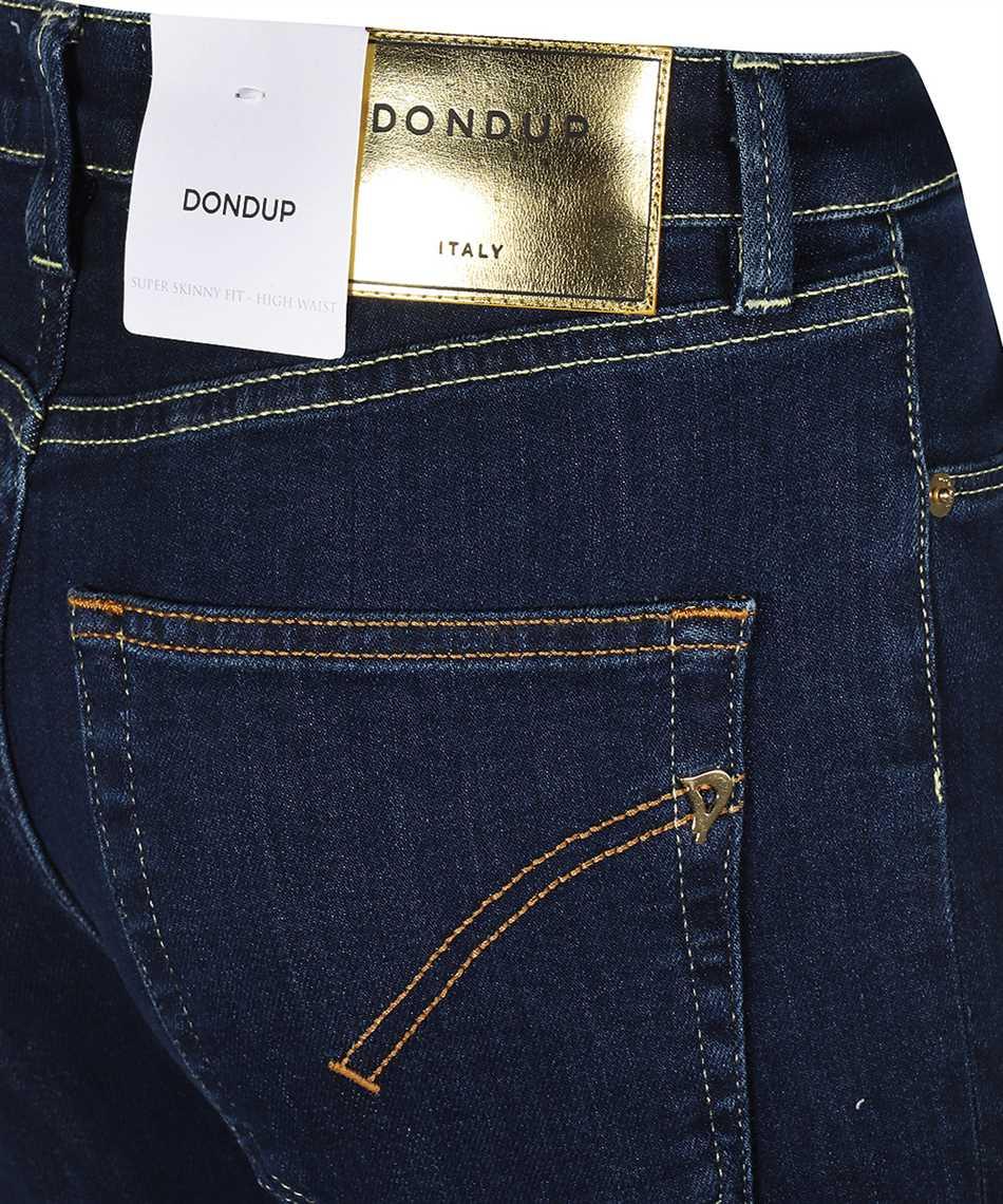 Don Dup DP496B DS0286D EC0 HIGHWAY SUPER SKINNY Jeans 3