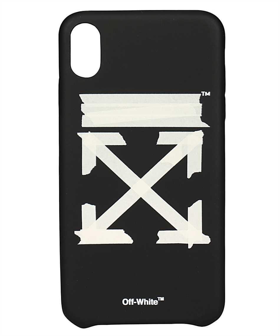 Off-White OMPA011R20294002 TAPE ARROWS iPhone XS MAX cover 1