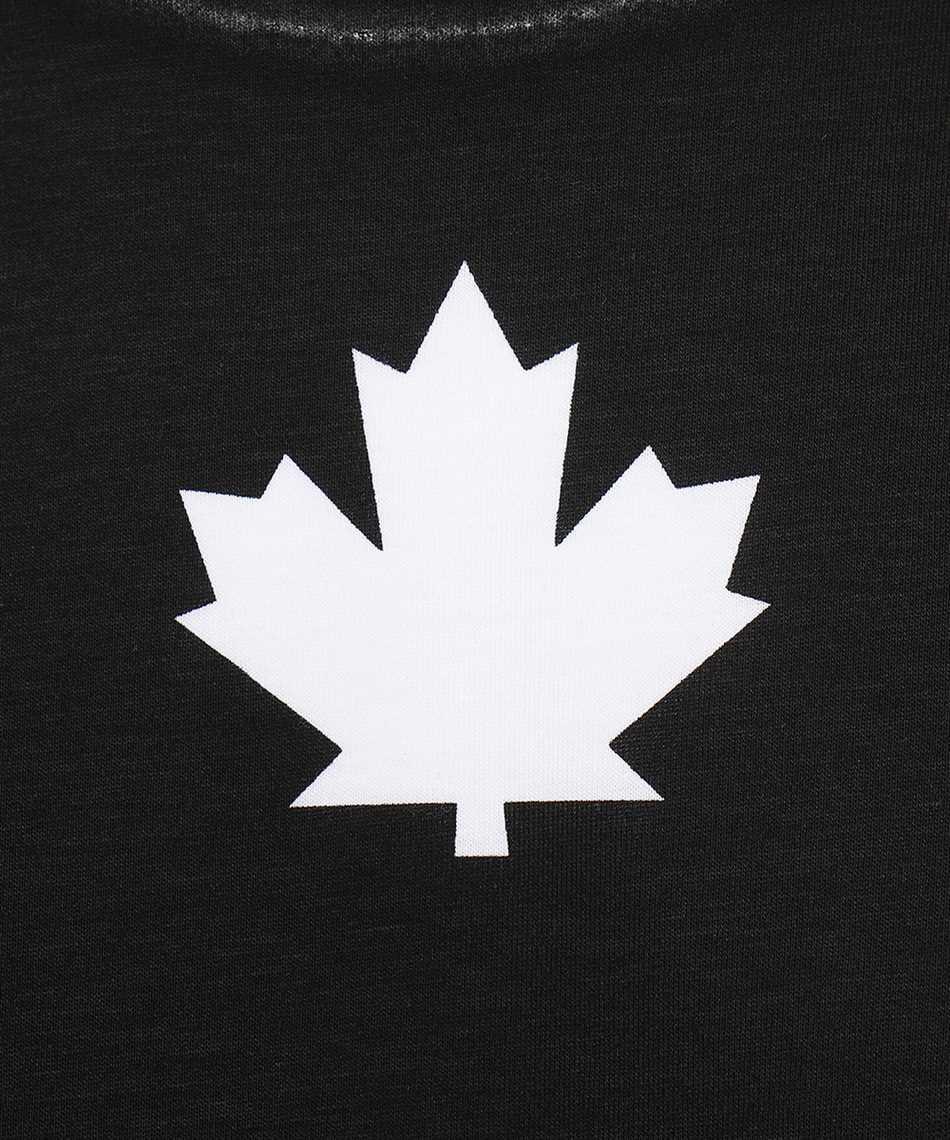 Dsquared2 S74GD0853 S23009 MINI LEAF COOL T-shirt 3