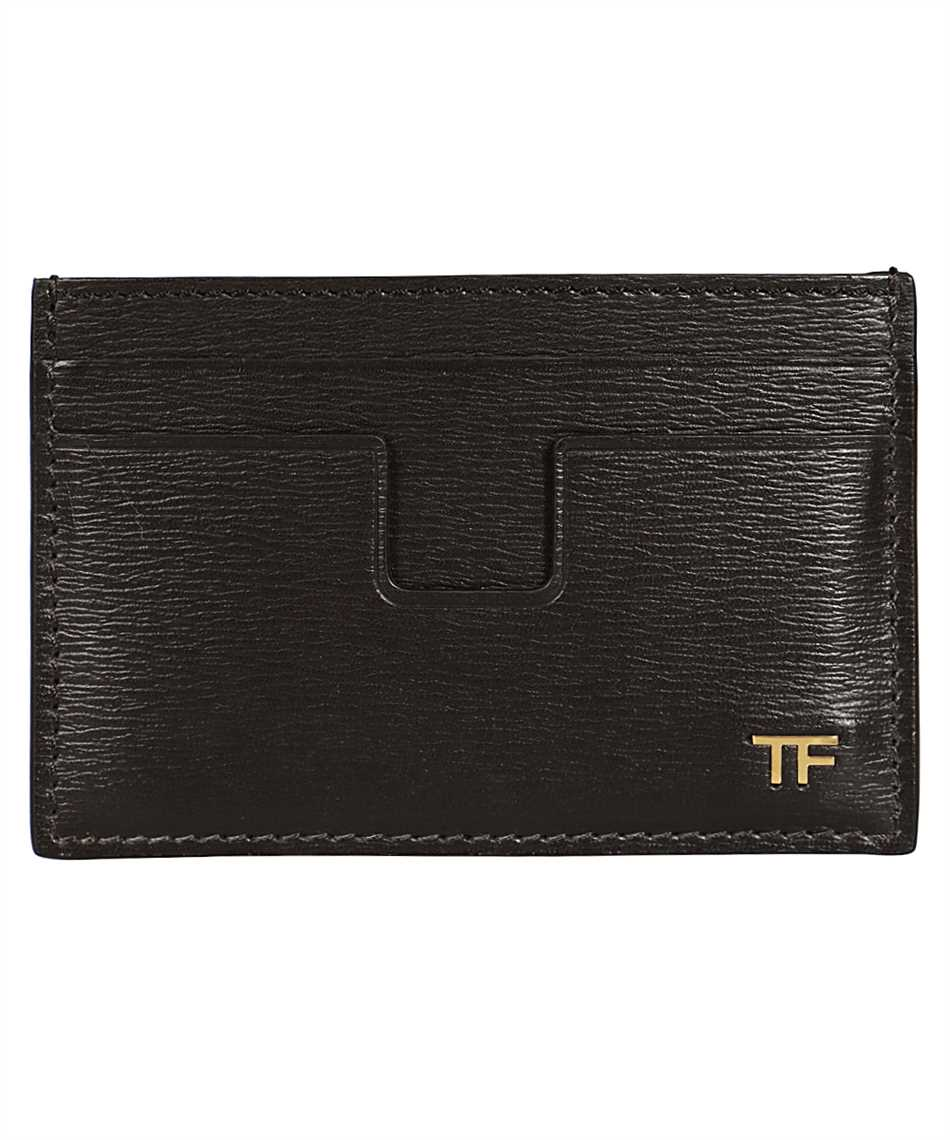 Tom Ford Y0232T LCL053 T LINE Kartenetui 1