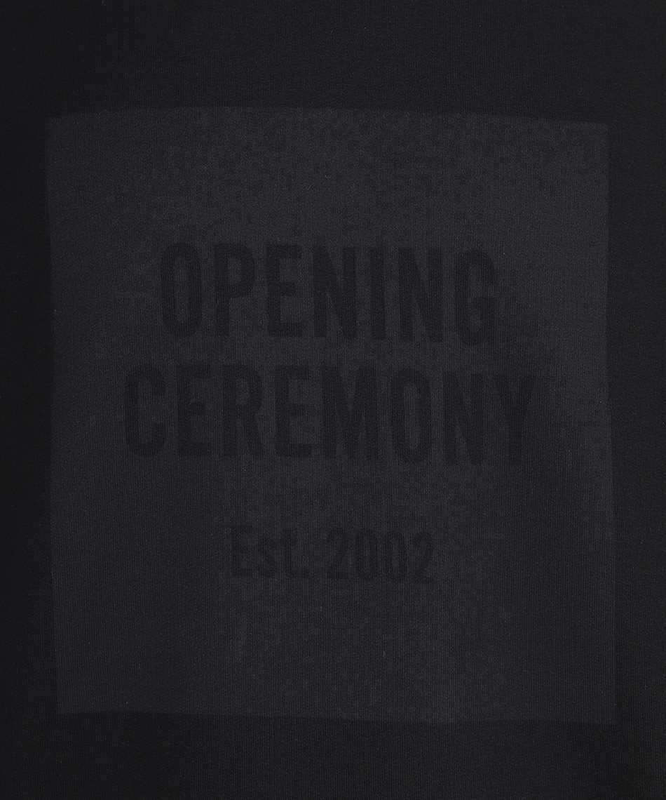 Opening Ceremony YMBA003F21FLE002 BOX LOGO REGULAR Sweatshirt 3