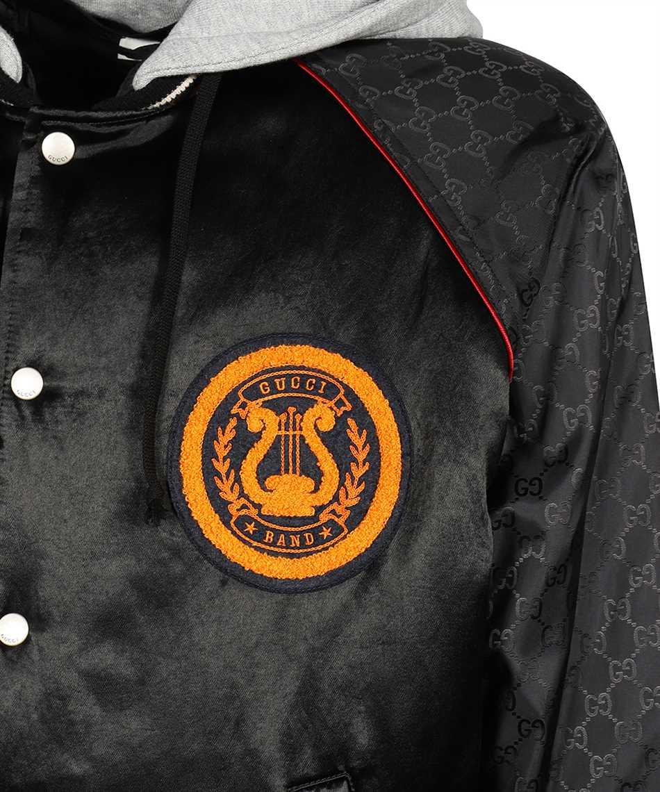 Gucci 568554 ZABX0 BOMBER Jacket 3