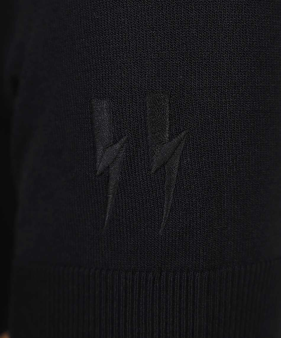 Neil Barrett BMA1063E R600 TECNO KNIT T-Shirt 3