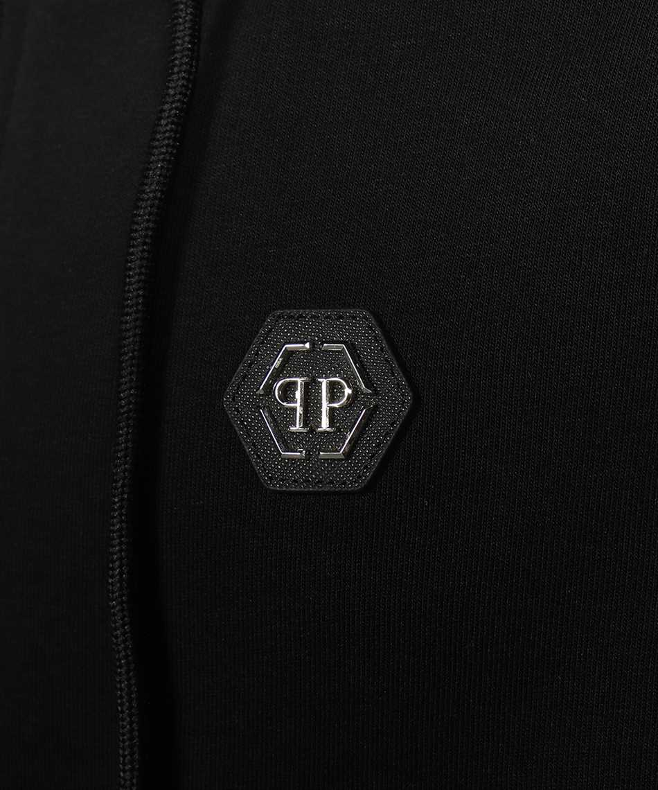 Philipp Plein FAAC MJB2156 PJO002NISTITUTIONAL Kapuzen-Sweatshirt 3
