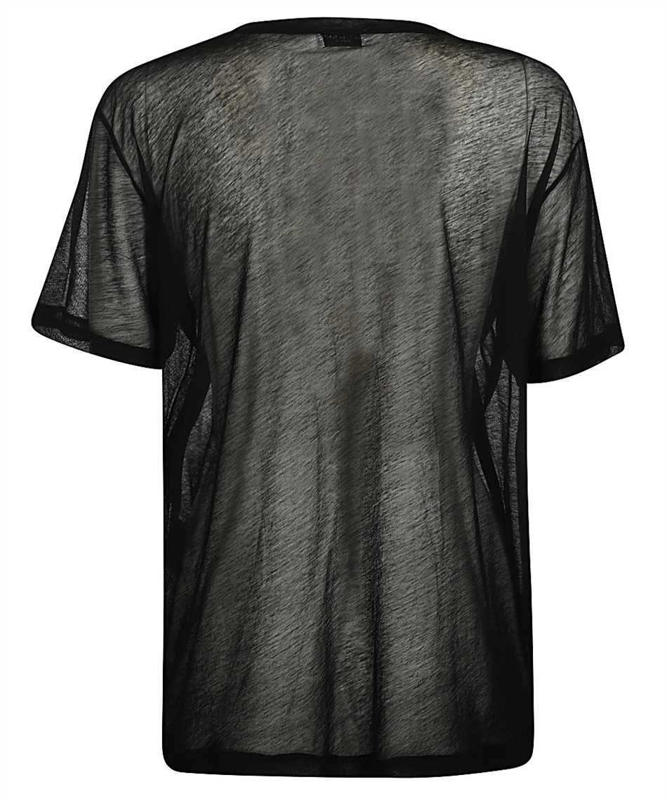 Saint Laurent 601503 YBNR2 SHEER T-shirt 2
