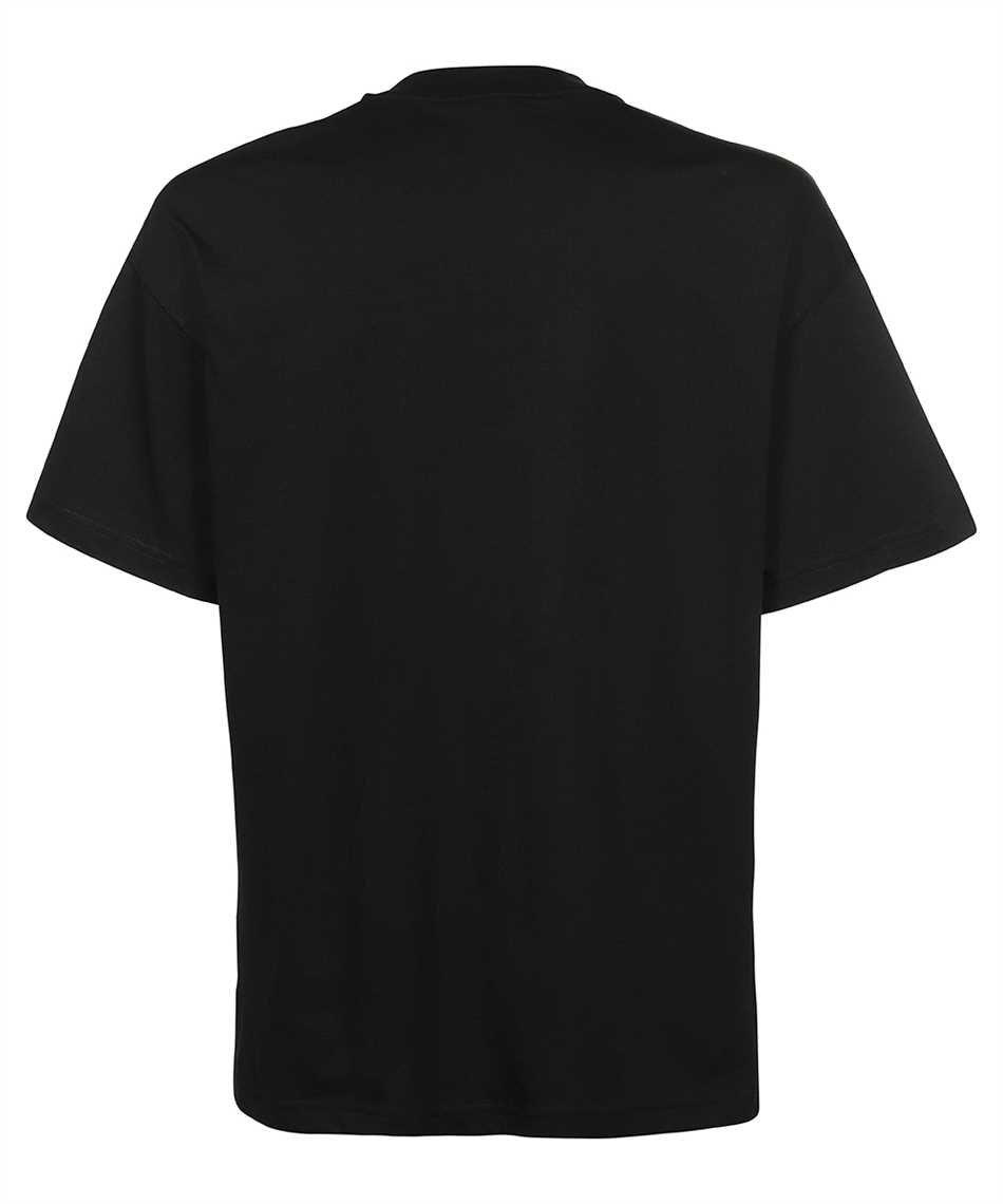 Versace Jeans Couture 71GAHF03 CJ00F FLOCK T-shirt 2