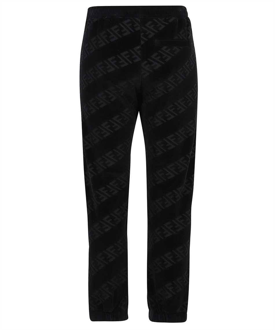 Fendi FB0496 AHCA FF-MOTIF Trousers 2