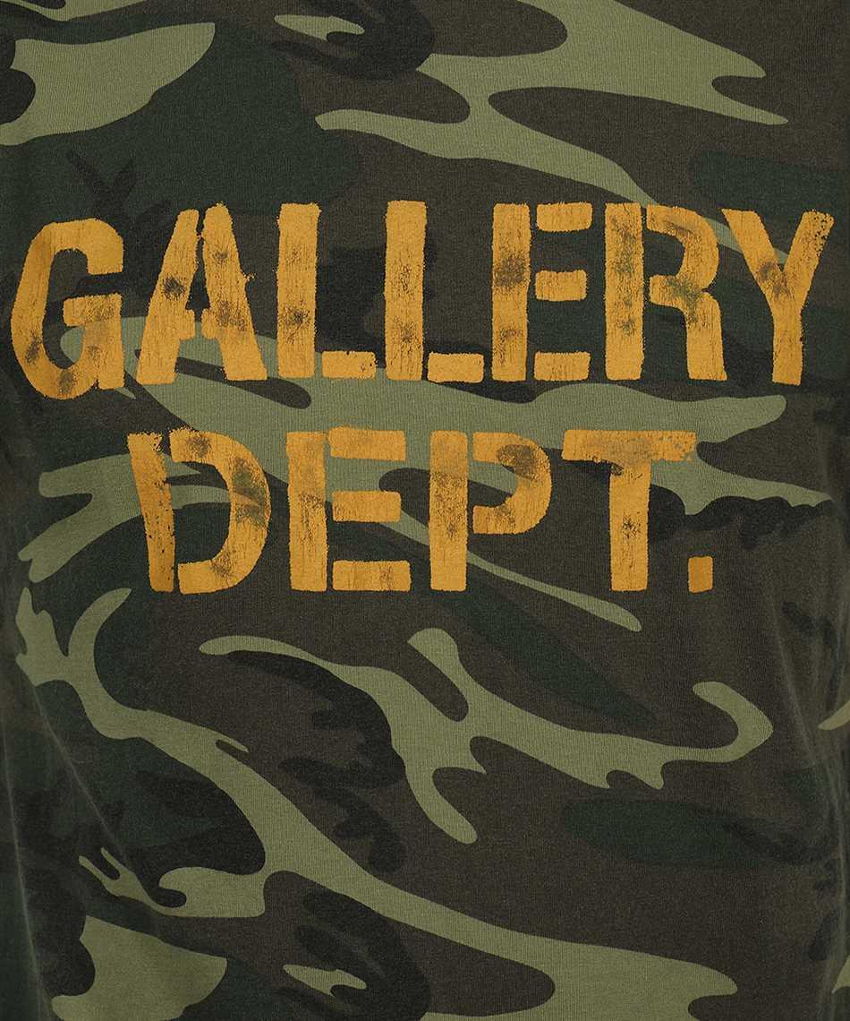 Gallery Dept. GD FLT 1063 FATIGUE LOGO T-shirt 3
