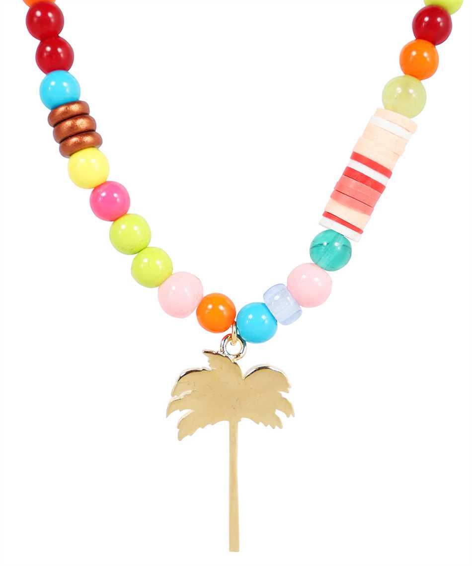 Palm Angels PMOB013F21MET001 LONG PALM RAINBOW Collana 3