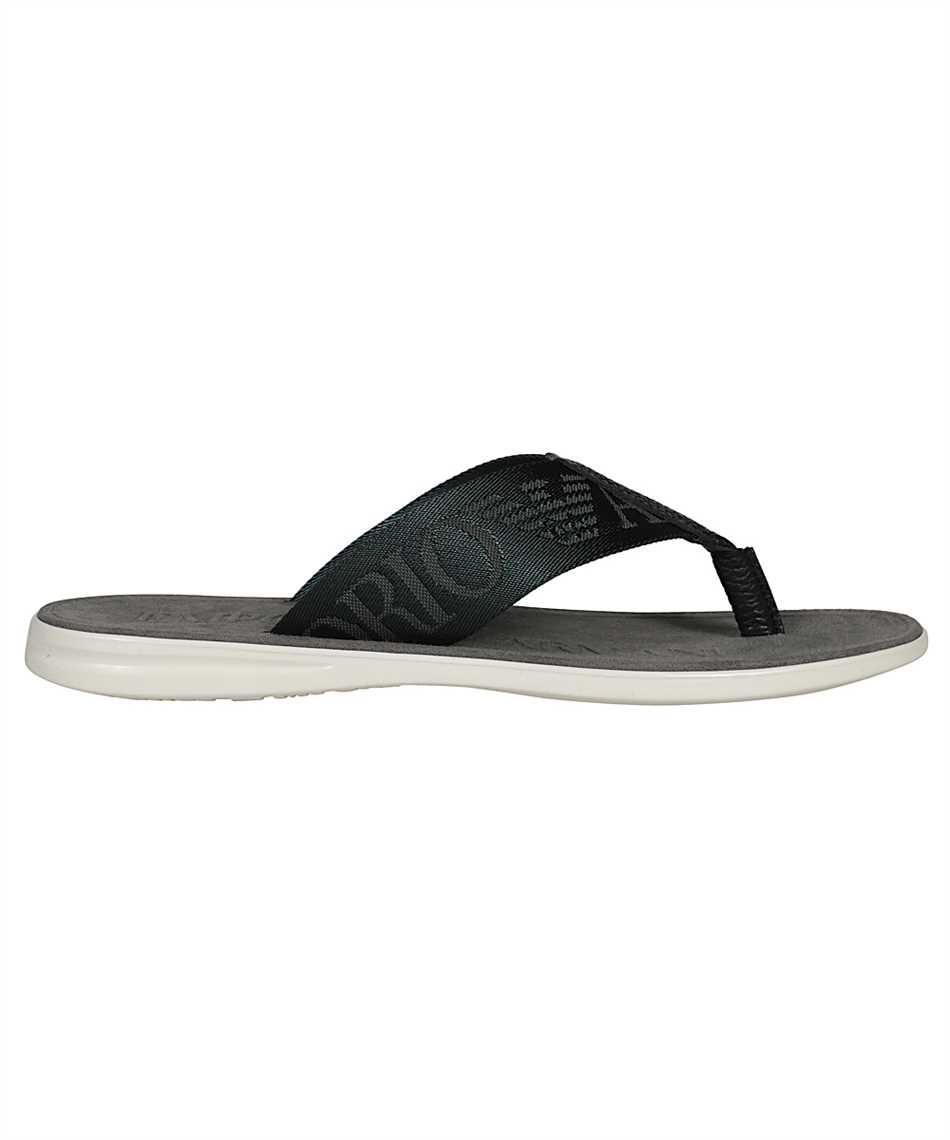 Emporio Armani X4P082 XM847 FLIP FLOP Sandals 1