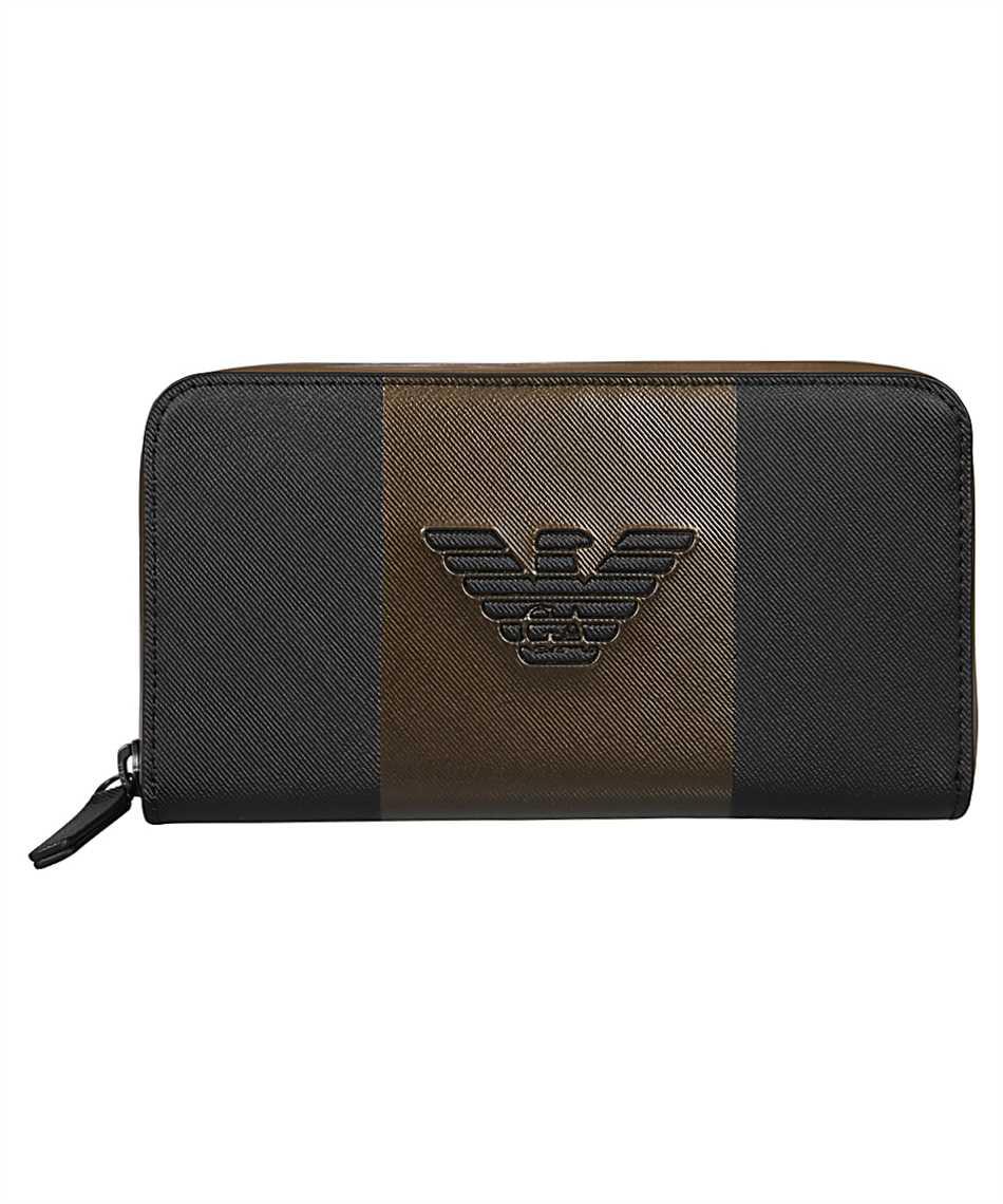 Emporio Armani YEME49 YFE6J EAGLE LOGO Wallet 1